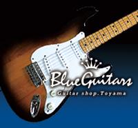 開進堂楽器 楽器センター富山 ギター BlueGuitars
