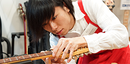 開進堂楽器 楽器センター富山 スタッフ